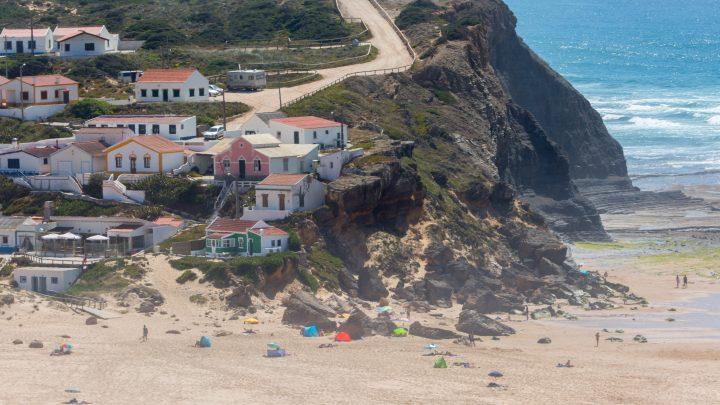 Région d'Aljezur – Algarve