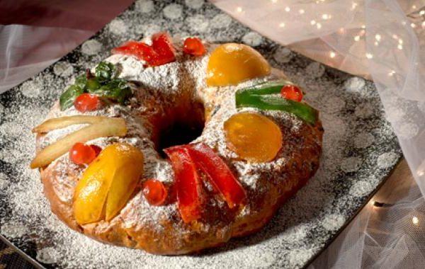 Bolo Rei – Gâteau des rois Portugais